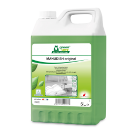 Manudish Original - Detergent manual lichid de vase, 5L