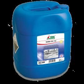Nowa ISR 700 - Detergent spumant alcalin clorinat, 20L