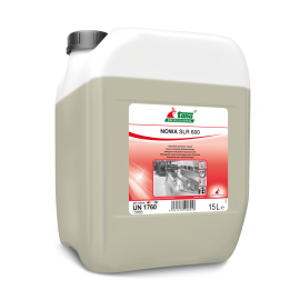 Nowa SLR 600 - Detergent spumant acid, 15L - Tana Professional