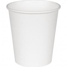 Pahare biodegradabile din carton pentru cafea Abena Gastro 7.8cm, Ø7.2cm, 20.5 cl 7 Oz - Abena