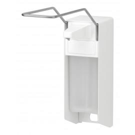 Dispenser sapun lichid / dezinfectant ingo-man ELSX 26 P/25 cu levier lung, 500 ml, aluminiu - OpHardt