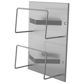 Dispenser pentru manusi de unica folosinta 2BF, inox - OpHardt