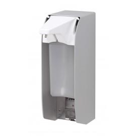 Dispenser sapun lichid / dezinfectant Touchless XT cu senzor, 500 ml, aluminiu - OpHardt