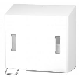 Dispenser prosoape de maini pliate / spuma 1200 ml, SanTRAL CPU 2L P/F, inox - OpHardt