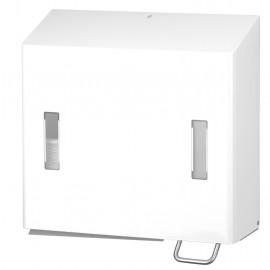 Dispenser prosoape de maini pliate / sapun spuma 1200 ml, SanTRAL CPU 2R P/F, inox - OpHardt