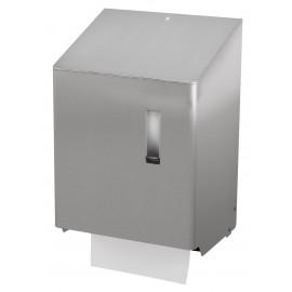 Dispenser SanTRAL HAU 1 E AFP prosoape maini rola autocut, cu senzor, inox gri - OpHardt