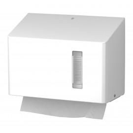 Dispenser SanTRAL HSU 15 P prosoape maini pliate, inox - OpHardt