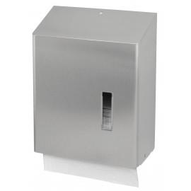 Dispenser SanTRAL Classic HSU 31 E AF prosoape maini pliate, inox - OpHardt