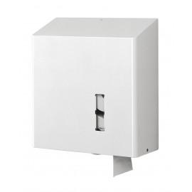Dispenser hartie igienica rola standard SanTRAL MRU P, inox - OpHardt