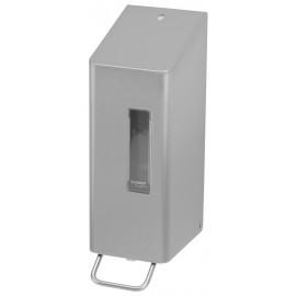 Dispenser sapun lichid / dezinfectant SanTRAL cu levier, 600 ml, inox - OpHardt