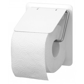 Dispenser hartie igienica rola standard SanTRAL TRU 1 P, inox - OpHardt