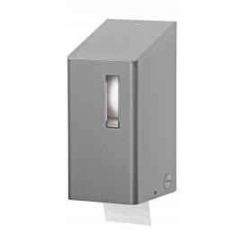 Dispenser hartie igienica rola standard SanTRAL TRU 2 E AFP, inox - OpHardt