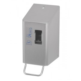 Dispenser spray curatare colaci WC 250 ml TSU 2-2 E/D AFP, inox - OpHardt
