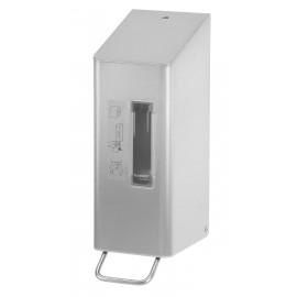 Dispenser spray curatare colaci WC 600 ml TSU 5 E/D AFP, inox - OpHardt
