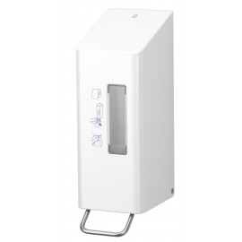 Dispenser spray curatare colaci WC 600 ml TSU 5 P/D, inox - OpHardt