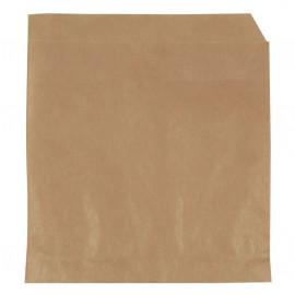 Punga hartie biodegradabila pentru burger 14 x 14 cm - Abena