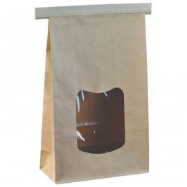 Pungi perforate biodegradabile pentru paine Detpack L - Abena
