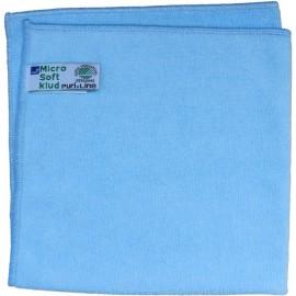 Laveta din microfibra Puri-Line Soft 40 x 40 cm, albastra - Abena