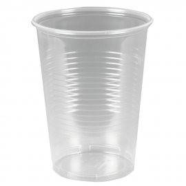 Pahare bere unica folosinta 400 ml, transparent