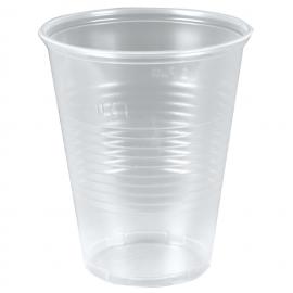 Pahare bere unica folosinta 300 ml, transparent