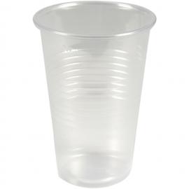 Pahare unica folosinta Abena Gastro-Line 200 ml, transparent