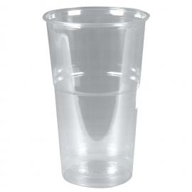 Pahare unica folosinta Abena Gastro-Line 500 ml, transparent