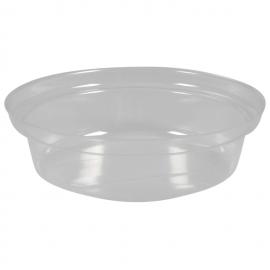 Tavita/Suport pentru pahar plastic 500 ml, transparent