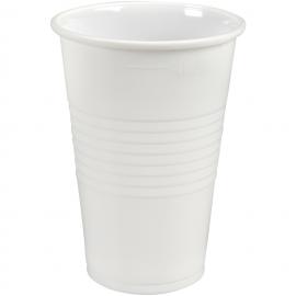 Pahare unica folosinta Abena Gastro-Line, alb