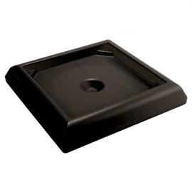 Baza suport pentru container Ranger 170.3 L, negru - Rubbermaid