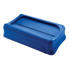Capac containere Slim Jim 60 L/87 L, albastru