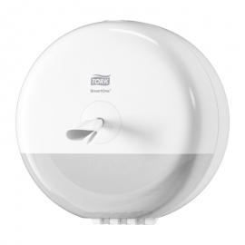Dispenser hartie igienica rola mini jumbo, negru - Tork SmartOne Mini