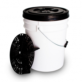 Kit filtru si capac pentru galeata 20 L (auto)