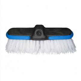 Perie pentru pardoseli DIP 25 cm, peri duri alba