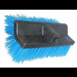 Perie Duo 25 cm Nylon 66, peri duri, albastra