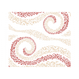 Fata de masa din airlaid 100 x 100 cm, Marea - Fato