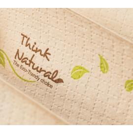 Servetele 24 x 16 cm, 2 straturi,  Think Natural - Fato