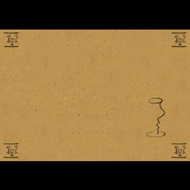 Suport farfurie din hartie 30 x 40 cm, Wine Bar - Fato