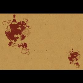 Suport farfurie din hartie 30 x 40 cm, Bacco - Fato