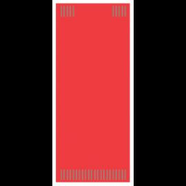Suport tacamuri cu servetel, 38 x 38 cm, Rosu - Fato