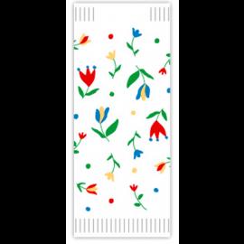 Suport tacamuri cu servetel, 38 x 38 cm, Tulips - Fato