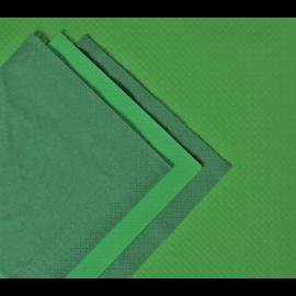 Servetele Smart Table 24x24 cm, 2 straturi, verde smarald - Fato
