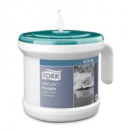 Dispenser portabil pentru role cu derulare centrala - Tork Reflex