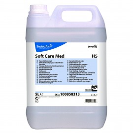 Soft Care MED H5 - Gel dezinfectant pentru maini pe baza de alcool, 5L