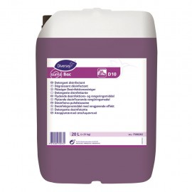 Suma Bac D10 - Detergent cu efect dezinfectant pentru suprafete, 20L