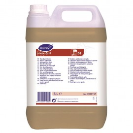 Suma Grill - Detergent pentru cuptoare si gratare, 5L - Diversey