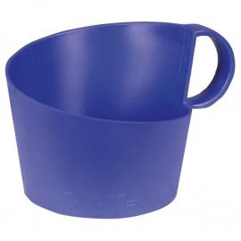 Suport pahar bauturi calde 5.8cm, Ø7.2cm, albastru - Abena