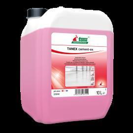 Tanex Cement Ex - Solutie de indepartare a urmelor de ciment si rugina 10L