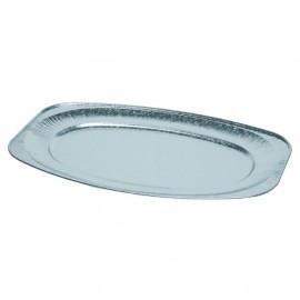 Tava pentru servire din aluminiu 54.8 x 35.9 x 2.2 cm, 260 microni - Abena