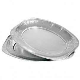 Tava pentru servire din aluminiu 35 x 24.3 cm, 105 microni - Abena