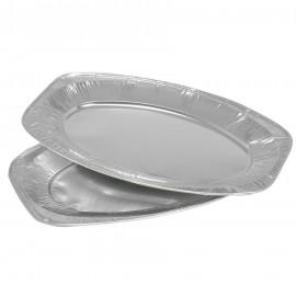 Tava pentru servire din aluminiu  43 x 28.7 cm, 120 microni - Abena